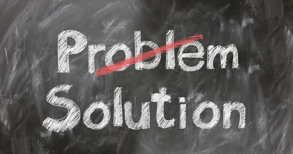 Problem - Lösung, Inpowermind